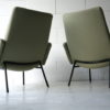 Pair of 1950s SK660 Armchairs by Pierre Guariche 3
