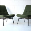 Pair of 1950s SK660 Chairs by Pierre Guariche 1