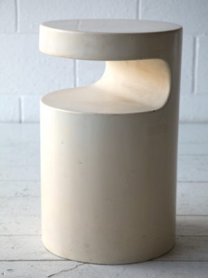 Rare 1960s Fibreglass Coffee Table by Egon Eiermann 4