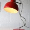 Red Desk Lamp by Josef Hurka for Lidokov 1