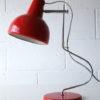 Red Desk Lamp by Josef Hurka for Lidokov 2