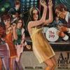 Vintage 1960s Ajax 'Diplomat' Portable Radio 2