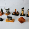 Vintage Bakelite Bar Accessories 6