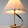 Vintage Brass Le Klint 306 Table Wall Lamp 3