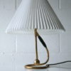 Vintage Brass Le Klint 306 Table Wall Lamp 5