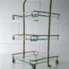 Vintage Glass Cake Stand 3