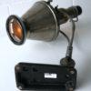 Vintage Industrial Hanau Lamp