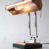 1930s Art Deco Copper Desk Lamp 2