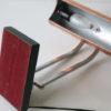 1930s Art Deco Copper Desk Lamp 5