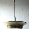 1930s Brass Ceiling Light 1