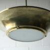 1930s Brass Ceiling Light 2