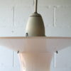 1950s Pink Ceiling Light 3