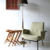 1960s French Teak Floor Lamp 5