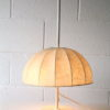 1960s White Table Lamp 1