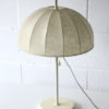 1960s White Table Lamp