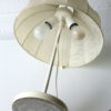 1960s White Table Lamp 4