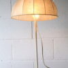 1960s White Table Lamp 5