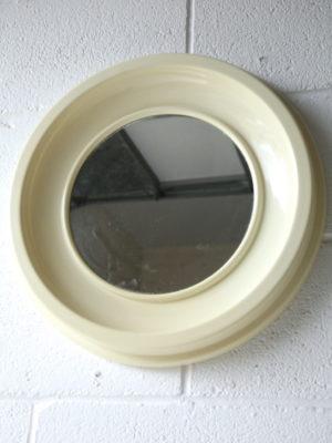 1970s Mirror By Salc Cantu Italia