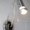 Rare 1960s Wall Light by Francesco Fois for Reggiani