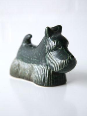Vintage Ceramic Dog by Lisa Larson for Gustavsberg Sweden