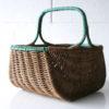 Vintage Wicker Basket 1