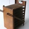 Vintage Wooden Folding Desk File 3