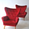 1950s Armchairs by E Gomme
