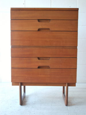 1960s Chest of Drawers by Uniflex 4