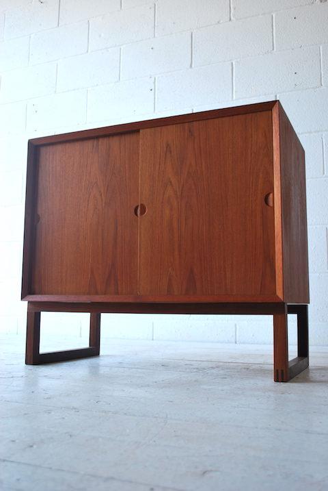 1960s Teak Cabinet by Poul Cadovius 4