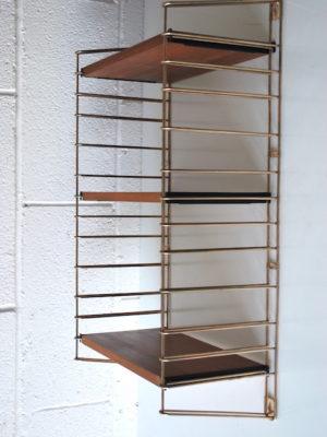 1960s Teak Tomado Shelves 1