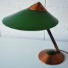 Rare 1960s Desk Lamp by Helo 8