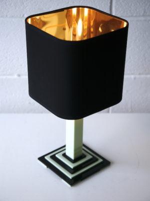 1930s Bakelite Art Deco Table Lamp 1