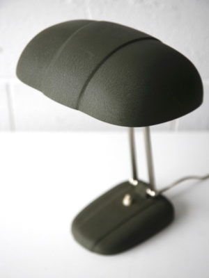 1930s Desk Lamp by Siegfried Giedion for BAG Turgi Switzerland