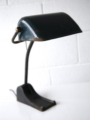 1930s Enamel Desk Lamp 4