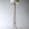 1950s French Brass Floor Lamp 1