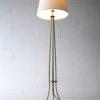 1950s French Brass Floor Lamp 3