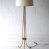 1950s French Brass Floor Lamp 5