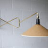1950s French Wall Light by Lunel