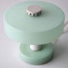 1950s Green Bakelite Table Lamp