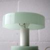 1950s Green Bakelite Table Lamp 3