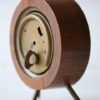 1950s Rosewood Mantle Clock by Kienzle 4