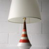 1950s Table Lamp by Bradley MFG Co USA 3