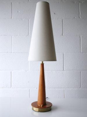 1960s Teak Table Lamp 2