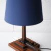 Art Deco Teak Table Lamp 2