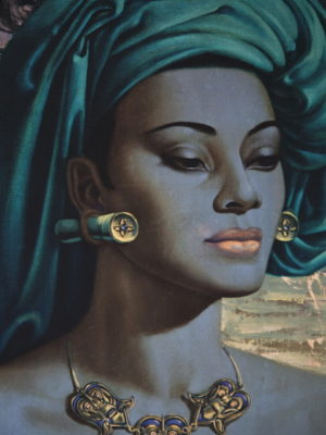 Balinese Girl by Vladimir Tretchikoff 1