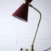 French 1950s Desk Lamp