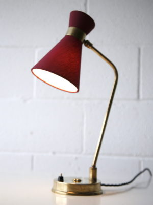 French 1950s Desk Lamp 3