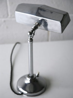 French Art Deco Desk Lamp 3