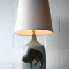 Large 1960s Table Lamp by Cinque Ports Pottery 1