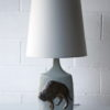 Large 1960s Table Lamp by Cinque Ports Pottery 3